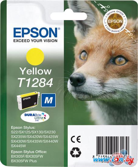 Картридж для принтера Epson C13T12844011 в Могилёве