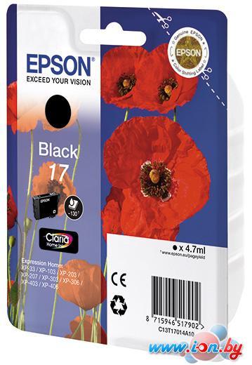 Картридж для принтера Epson C13T17014A10 в Могилёве