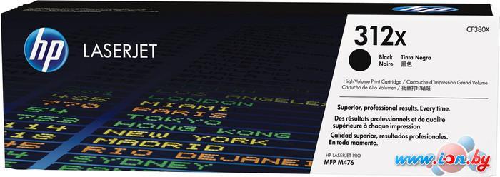 Картридж для принтера HP 312X (CF380X) в Могилёве
