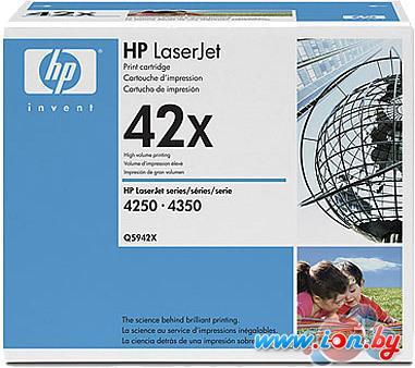Картридж для принтера HP 42x (Q5942XD) 2 шт. в Могилёве