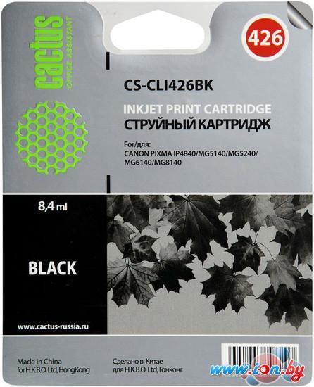 Картридж для принтера CACTUS CS-CLI426BK в Могилёве