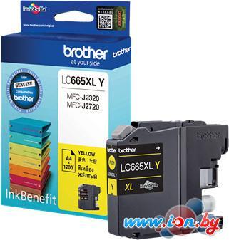 Картридж для принтера Brother LC665XLY в Могилёве