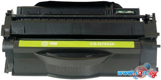 Картридж для принтера CACTUS CS-Q7553A в Могилёве