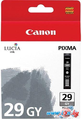 Картридж для принтера Canon PGI-29GY (4871B002) в Могилёве