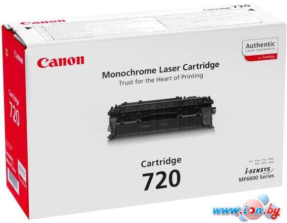 Картридж для принтера Canon 720 в Могилёве