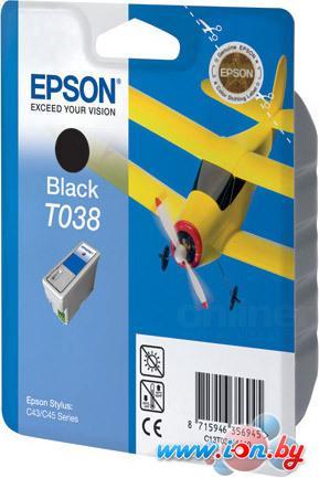 Картридж для принтера Epson EPT03814A (C13T03814A10) в Могилёве