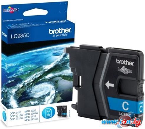 Картридж для принтера Brother LC985C в Могилёве