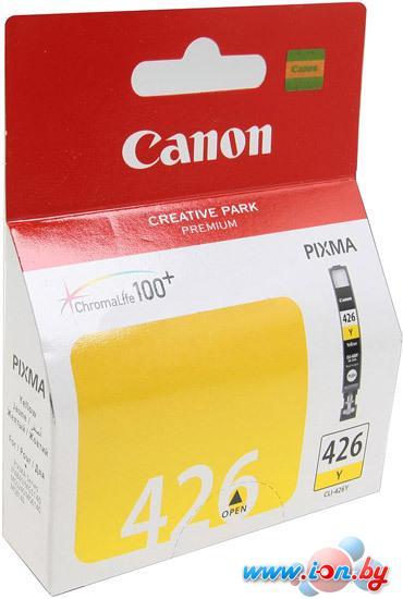Картридж для принтера Canon CLI-426 Yellow в Могилёве