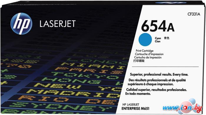 Картридж для принтера HP 654A (CF331A) в Могилёве
