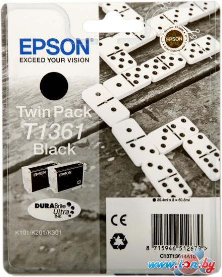 Картридж для принтера Epson C13T13614A10 в Могилёве
