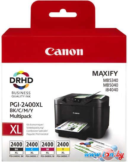 Картридж для принтера Canon PGI-2400XL BK/C/M/Y в Могилёве