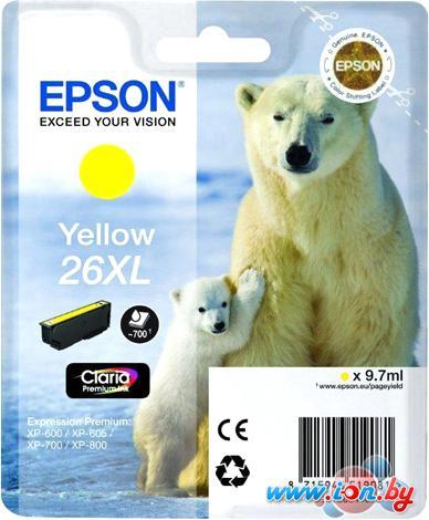 Картридж для принтера Epson C13T26344010 в Могилёве
