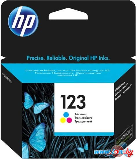 Картридж для принтера HP 123 [F6V16AE] в Могилёве