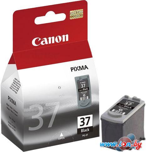 Картридж для принтера Canon PG-37 Black в Могилёве