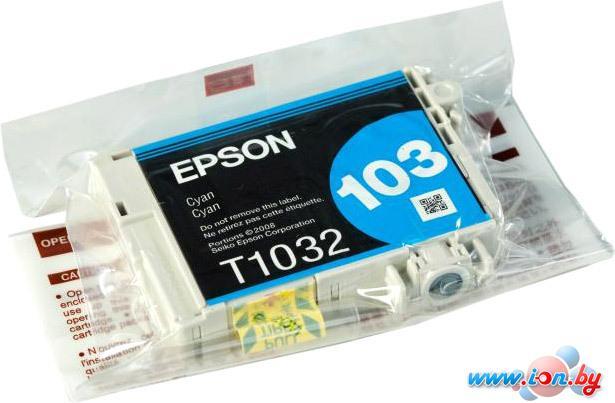 Картридж для принтера Epson C13T10324A10 в Могилёве