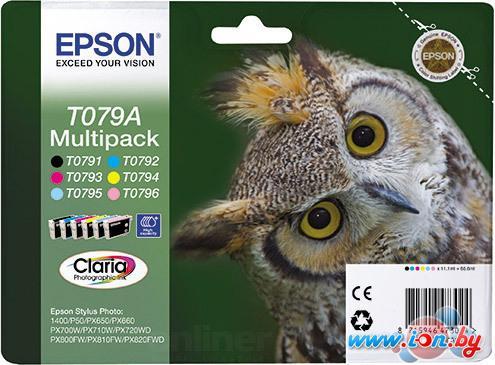 Картридж для принтера Epson C13T079A4A10 в Могилёве