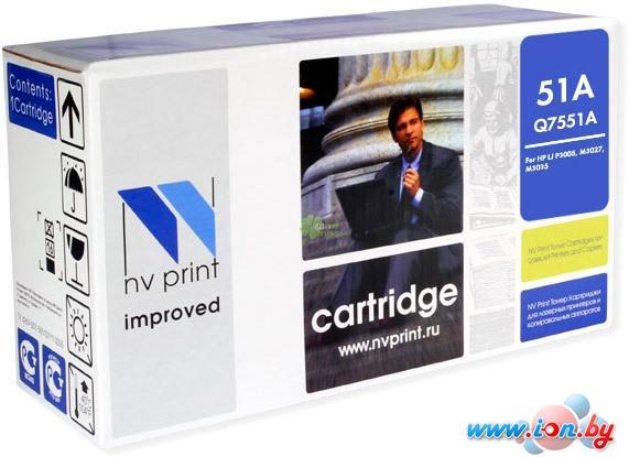 Картридж для принтера NV Print Q7551A в Могилёве