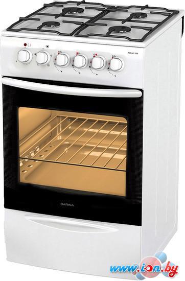 Кухонная плита Дарина F KM341 304 W в Могилёве