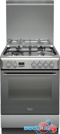 Кухонная плита Hotpoint-Ariston H6TMD6AF (X) RU в Могилёве