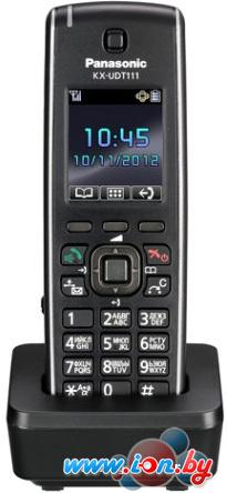 Радиотелефон Panasonic KX-UDT111 Black в Могилёве