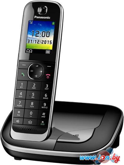 Радиотелефон Panasonic KX-TGJ310RU Black в Могилёве