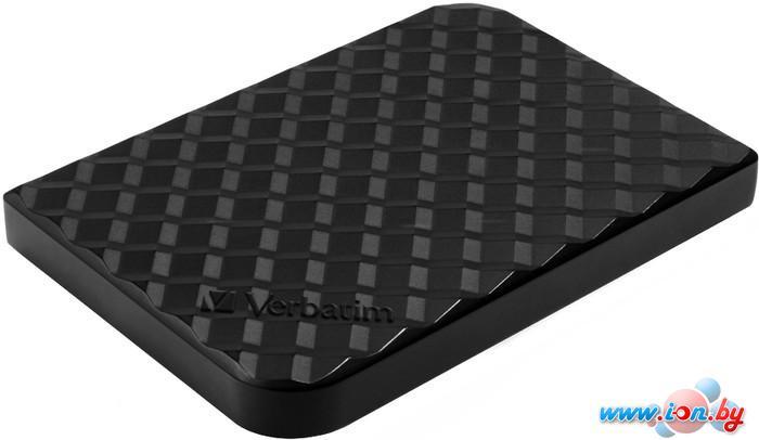Внешний жесткий диск Verbatim Store 'n' Go USB 3.0 500GB Черный [53193] в Могилёве