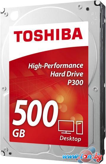 Жесткий диск Toshiba P300 500GB [HDWD105UZSVA] в Могилёве