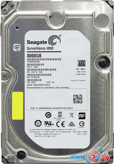 Жесткий диск Seagate Surveillance 8TB [ST8000VX0002] в Могилёве