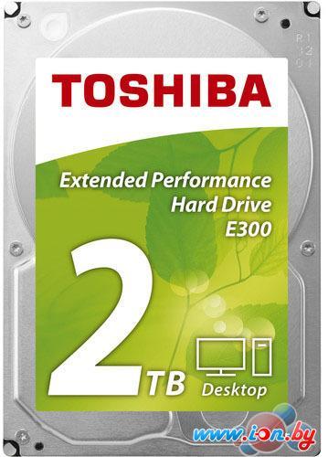 Жесткий диск Toshiba E300 2TB [HDWA120UZSVA] в Могилёве