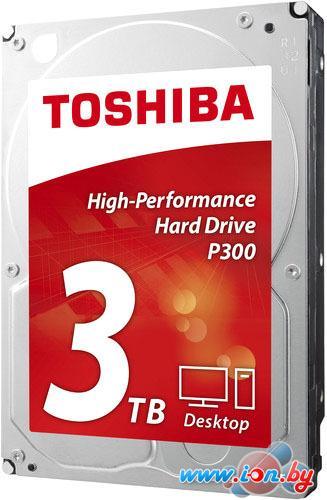 Жесткий диск Toshiba P300 3TB [HDWD130UZSVA] в Могилёве