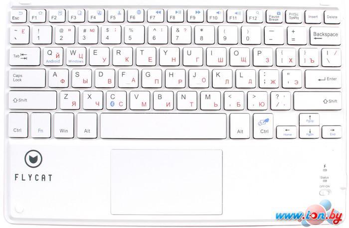 Клавиатура Flycat KB30T White в Могилёве