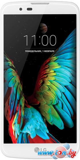Смартфон LG K10 LTE White [K430ds] в Могилёве