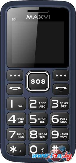 Мобильный телефон Maxvi B3 Marengo в Могилёве
