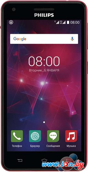 Смартфон Philips Xenium V377 [CTV377RD] в Могилёве