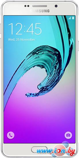Смартфон Samsung Galaxy A7 (2016) White [A710F/DS] в Могилёве