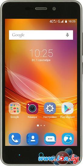 Смартфон ZTE Blade X3 Black в Могилёве