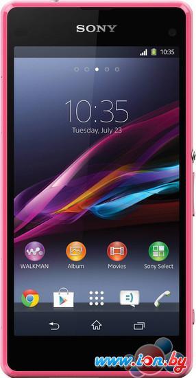 Смартфон Sony Xperia Z1 Compact Pink в Могилёве