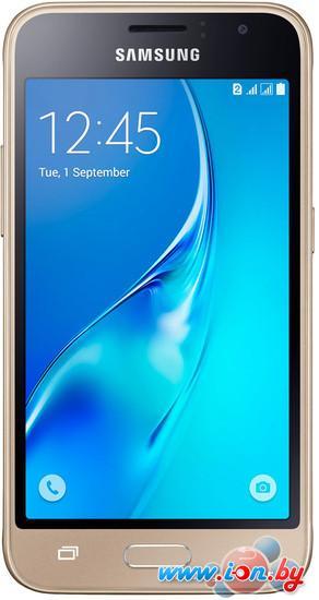 Смартфон Samsung Galaxy J1 (2016) Gold [J120F] в Могилёве