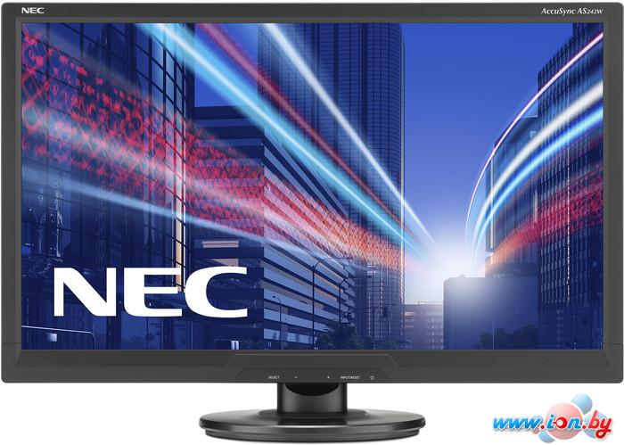 Монитор NEC AccuSync AS242W-BK в Могилёве
