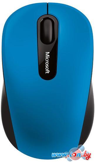 Мышь Microsoft Bluetooth Mobile Mouse 3600 (синий) [PN7-00024] в Могилёве