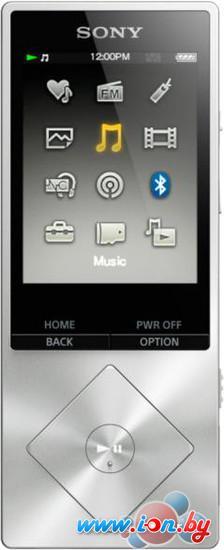 MP3 плеер Sony NW-A26HN 32GB Silver в Могилёве