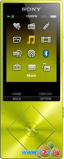 MP3 плеер Sony NW-A25HN 16GB Yellow в Могилёве