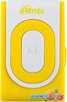 MP3 плеер Ritmix RF-2400 4GB Yellow-White в Могилёве