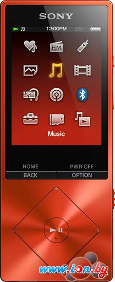 MP3 плеер Sony NW-A25HN 16GB Red в Могилёве