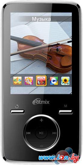 MP3 плеер Ritmix RF-7650 4GB Black в Могилёве
