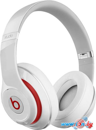 Наушники с микрофоном Beats Studio 2 White [MH7E2] в Могилёве