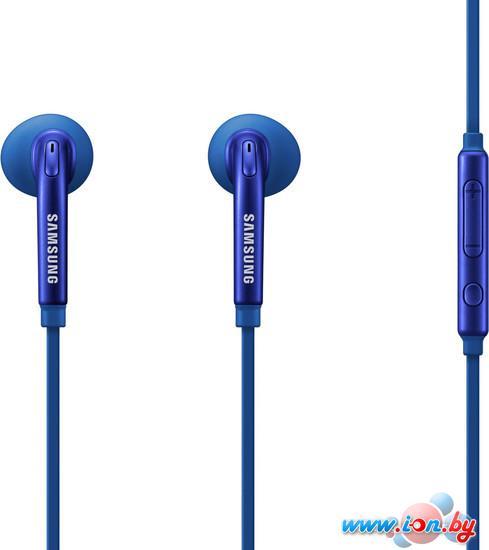 Наушники с микрофоном Samsung EO-EG920L (голубой) [EO-EG920LLEGRU] в Могилёве