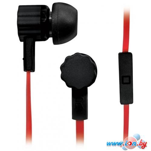 Наушники с микрофоном BBK EP-1530S Red в Могилёве