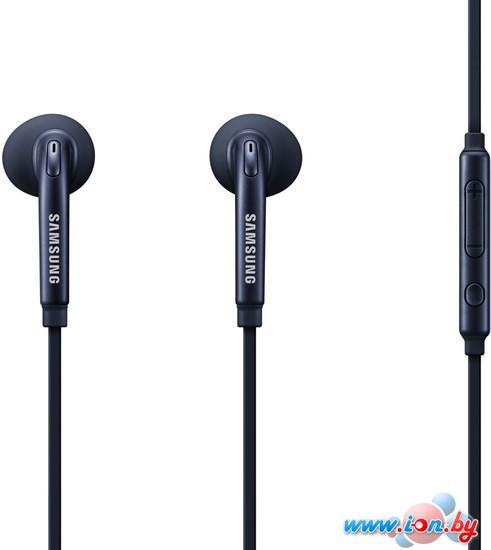 Наушники с микрофоном Samsung EO-EG920L (синий) [EO-EG920LBEGRU] в Могилёве