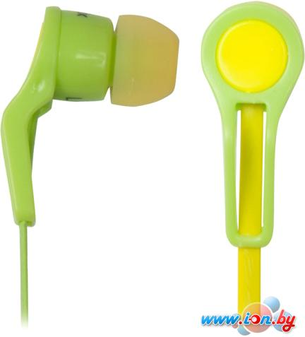 Наушники Ritmix RH-014 Green-Yellow в Могилёве